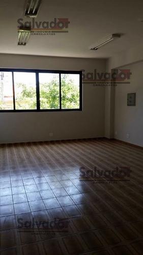 Sala Em Mirandópolis - Rua Luís Góis - São Paulo - 5814