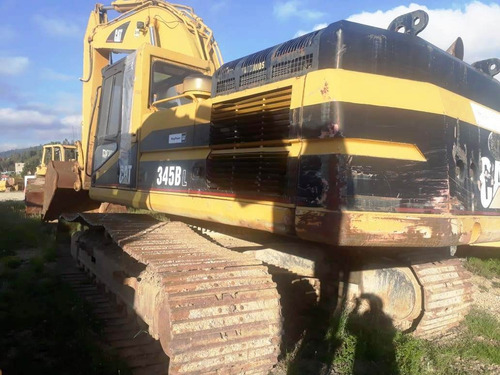 Excavadora Caterpillar 345bl Año 2004