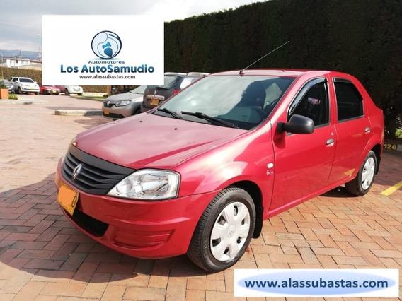 Renault Logan Familiar Sin A.a. Se Subasta .