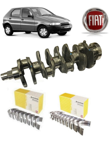 Kit Virabrequim Fiat Fire 1.0 Flex Uno Palio Mobi 46778915