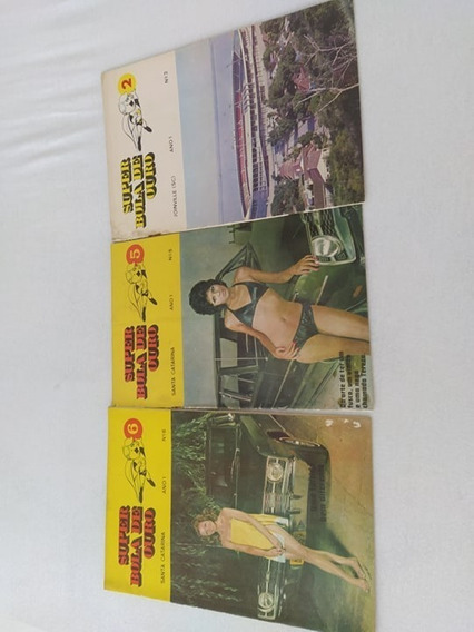 Revistas Esporte Catarinense (avai/figueira/joenville)raro