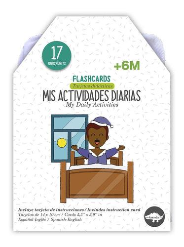 Flash Cards Actividades Diarias - Kocodío