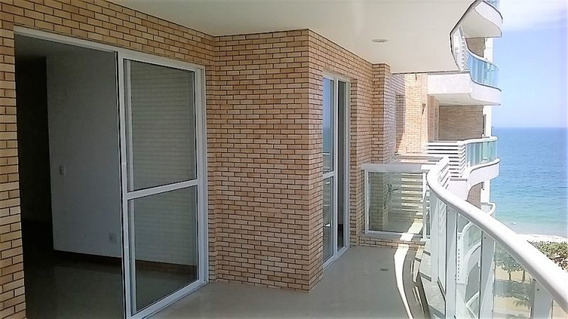 Apartamento Com 3 Quartos Para Comprar No Praia De Itaparica Em Vila Velha/es - Nva1448