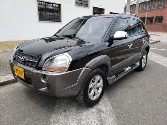 Hyundai Tucson 2.0l Crdi Mt 4×2 2009