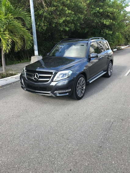 Mercedes Benz Glk Off Road Paq Sport 2014 Gris