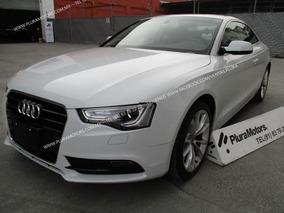 Audi A-5 Coupe 2015 Automático 2.0 Turbo Quemacocos $349,000