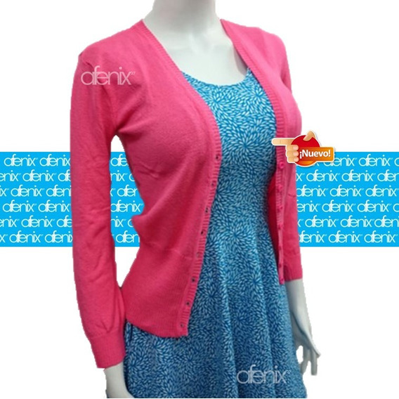 Suéter De Botones Talla Única ( Promedio S - M) ( Importado)