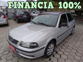 Gol 1.0 8v 2003 Possibilidade Financiamento 100%