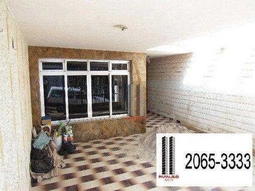 Imagem 1 de 30 de Sobrado Para Alugar Por R$ 3.100,00/mês - Mooca - São Paulo/sp - So1599