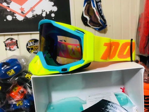 Racecraft Antiparra Motocross Dh Enduro Envio Gratis