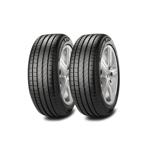 Kit X2 Pirelli 225/50 R17 Pirelli P7 Cinturato Neumen Ahora1
