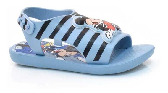 Sandalia Grendene Disney 26111cel