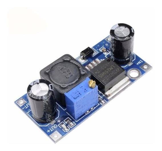 100 Pcs Regulado Ajustável Lm2596 4.5-40v Out 2.5-35v