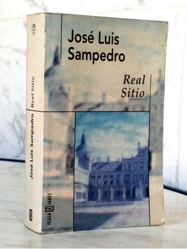 Real Sitio José Luis Sampedro / N Plaza Janes