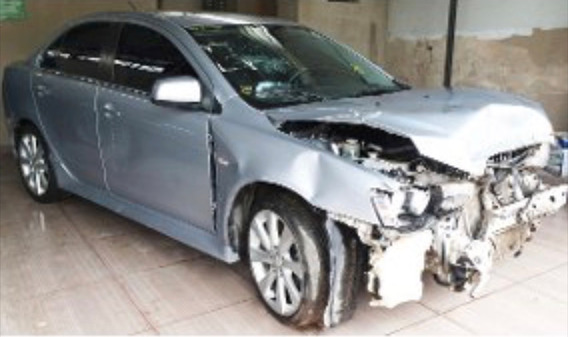 Sucata Para Venda De Peças Mitsubishi Lancer Gt !!!
