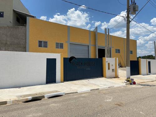Galpão, 620 M² - Venda Por R$ 1.400.000,00 Ou Aluguel Por R$ 7.500,00/mês - Cajuru Do Sul - Sorocaba/sp - Ga0134