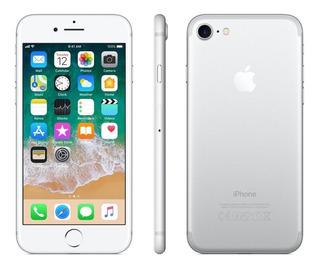 Usado - iPhone 7 32gb + Película De Vidro E Capa - Delu