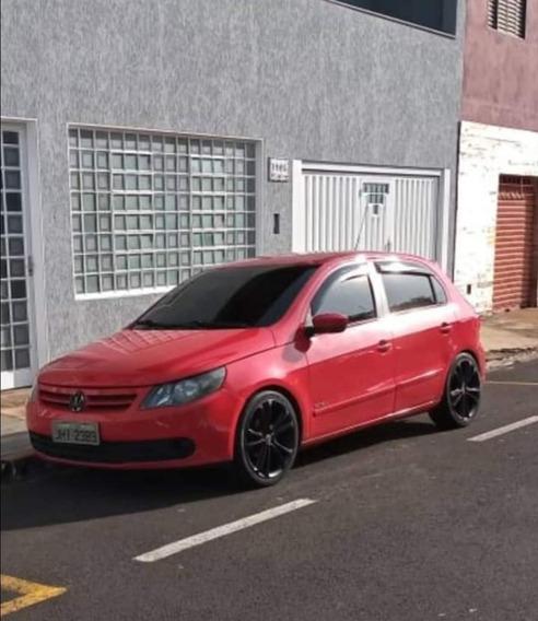 Gol G5 1.0 Flex Modelo 2008/2009 Km 136279 Carro 2º Dono