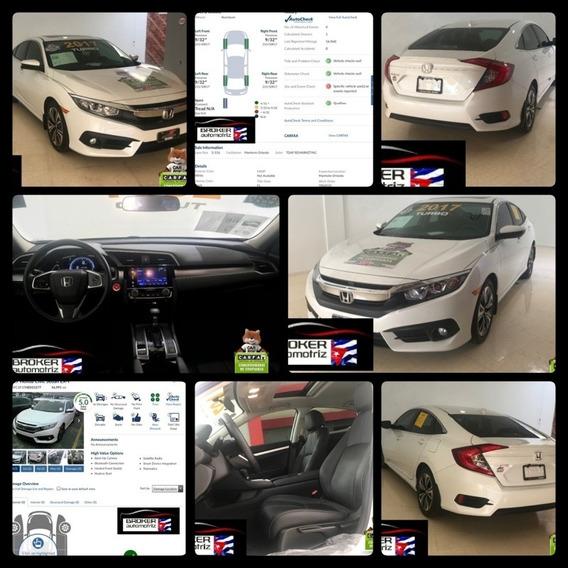 Honda Civic Ex Turbo Americano