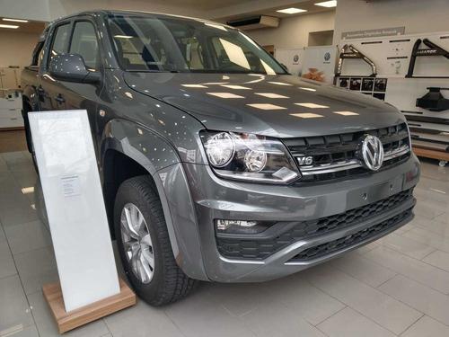 Nueva Volkswagen Amarok V6 Comfortline 258cv Autotag 2021 Vw