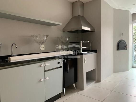 Maravilhoso Apartamento Com Lazer Clube Invejável!!! - Cf29613