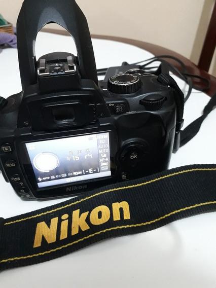 Camera Profissional Nikon D60