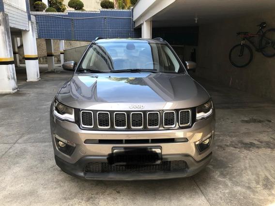 Jeep Compass Longitude 2.0 Em Excelente Estado