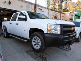 Chevrolet Silverado E Pickup 2500 Crew Cab 4x2 At 2012