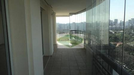 Apartamento Com 4 Dormitórios Para Alugar, 220 M² Por R$ 11.950,00 - Granja Julieta - São Paulo/sp - Ap2616