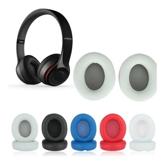 Almohadillas / Earpads Repuesto Para Beats Solo 2 3 Wireless