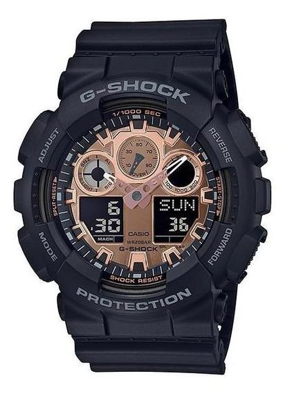 Casio G-shock Colores Especiales Ga-100mmc-1a
