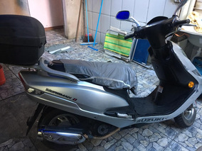 Moto Burgman 125 Cambio Automatico Partida Eletrica