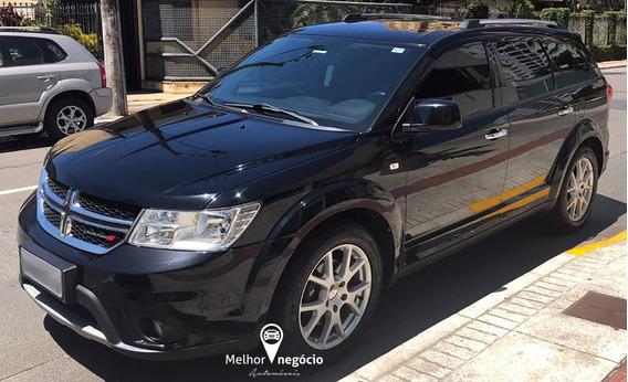 Dodge Journey Rt 3.6 V6 7 Lug. Aut. 2015 Preta