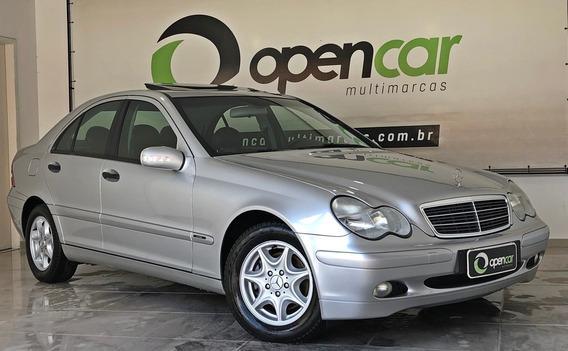 Mercedes-benz C-180 Classic Kompressor Único Dono