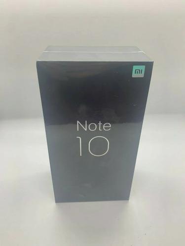 Nuevo Original Xiaomi Mi Note 10 128gb 6gb Ram Smartphone