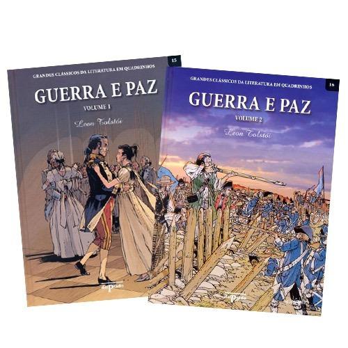 Guerra E Paz Vols. 1 E 2 - Hq