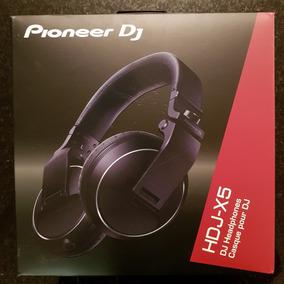 Fone Pioneer (na Caixa Novo) Hdj X5 Black