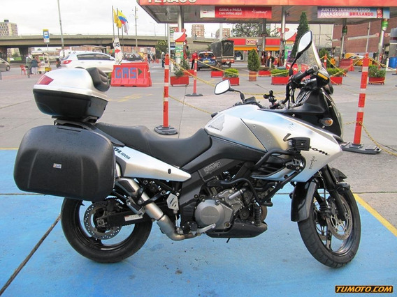 Moto Suzuki V-strom Dl 1000