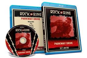 Blu-ray Parkway Drive Rock Am Ring 2018 Full Frete Gratis
