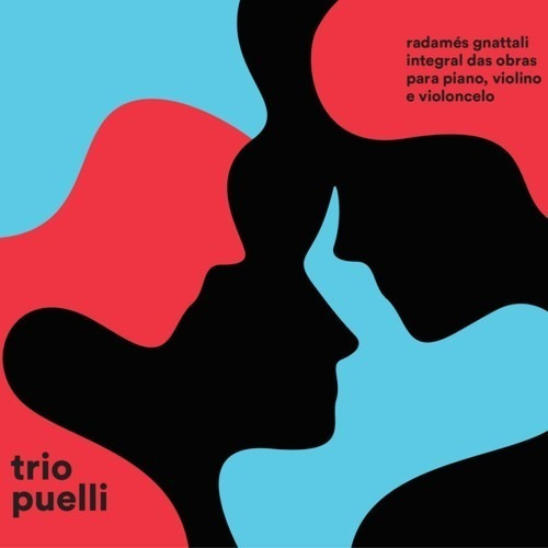 Cd Radamés Gnattali Para Piano, Violino E Violoncelo (2018)