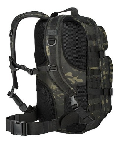 Mochila Tactical Negra Camuflaje Xtreme C