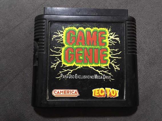 Game Genie Mega Drive