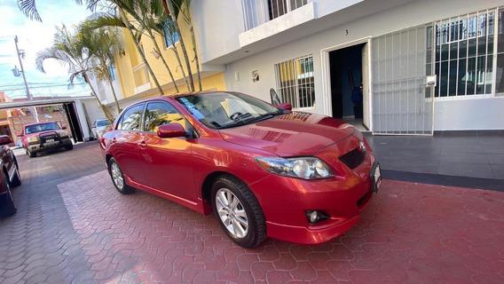 Toyota Corolla 2009 2.4 Xrs Aa Ee Cd R-16 At