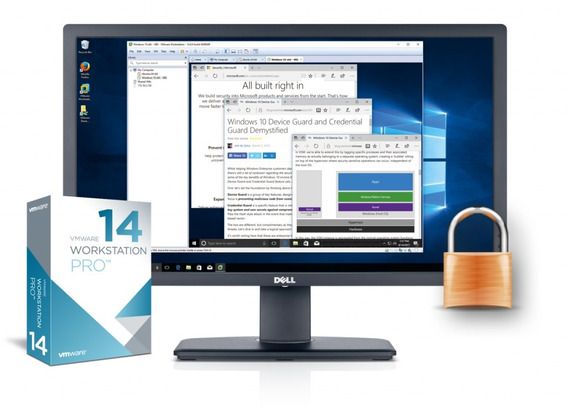 Vmware Workstation Pro 14 - Key