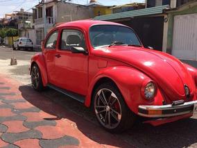 Volkswagen Sedan Vocho/piel