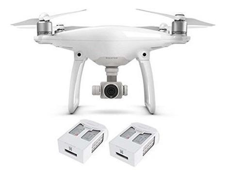 Drone Dji Phantom 4 Advanced Com 2 Baterias Extra