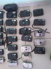 Cameras Fotografica Antiga Canon Yashica Sony Kodak