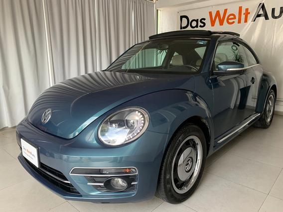 Volkswagen Beetle Bambus 2018 Arrendamiento Credito Contado
