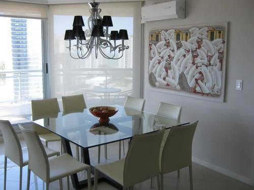 Alquiler Temporario De Apartamento, 3 Dormitorios.