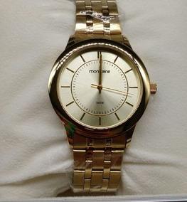 Relógio Mondaine Feminino Dourado 83338 Lpmvde1 Porta Jóias